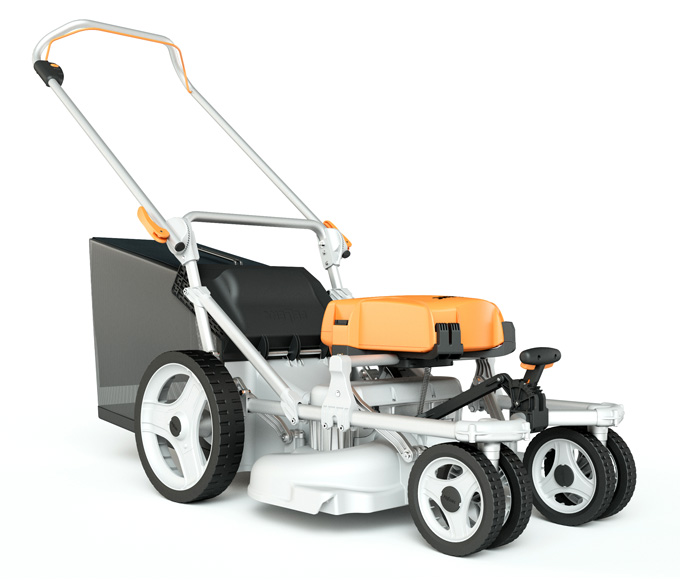Pellenc Rasion Easy Self Propelled Mower